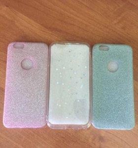 Чехлы для айфон 6,6s
