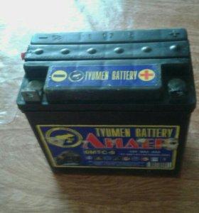 Аккумулятор для мототехники!