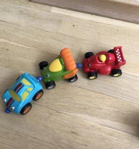 Машинки на магнитах ELC