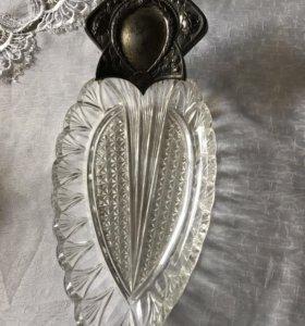 Серебро хрусталь Немировъ-Колодкинъ XIX век