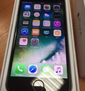 iPhone 6 на 16 gb Space Gray