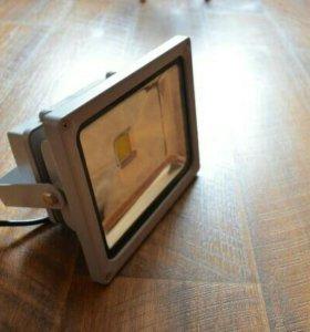Прожектор светодиодный СДО-2-30.