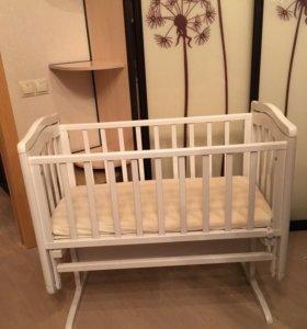 Детская люлька-кроватка Гандылян Лили