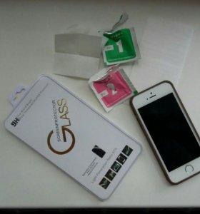 Обмен Iphone 5s white 16gb