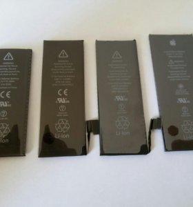 Аккумулятор iPhone 4,4S,5,5s,5c,6