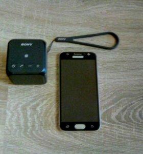 Портативная-Bluetooth колонка.