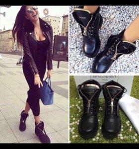 Новые ботиночки Balmain😍🍁