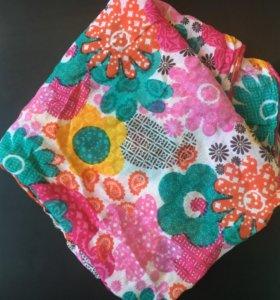 Разноцветный платок