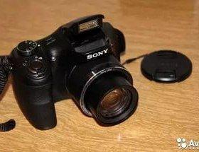 Sony Cyber Shot DSC-H100
