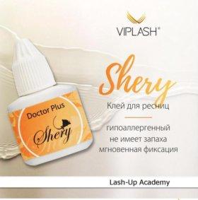 Клей для ресниц Shery Doctor Plus 10 мл