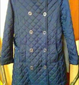 Стеганое пальто ZARINA