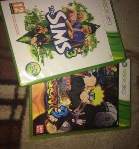 Наруто Шторм 3 Xbox 360