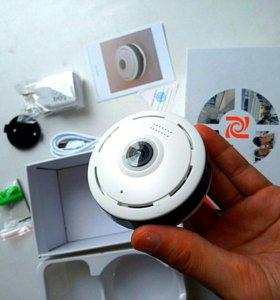 Супер видео няня 360 обзор wifi камера наблюдения