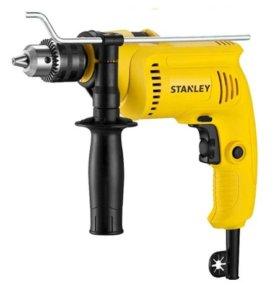 Дрель ударная STANLEY SDH 600