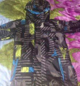 Куртка qviksilver