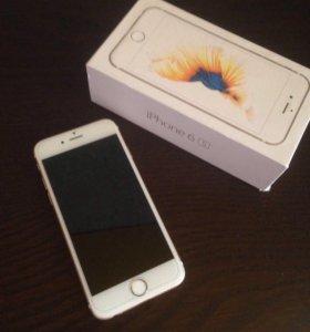 Айфон 6s Gold 16 gb