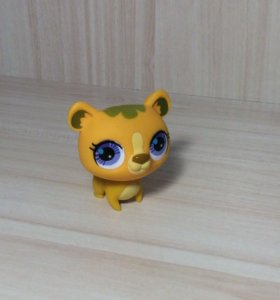 Littlest pet shop медвежонок
