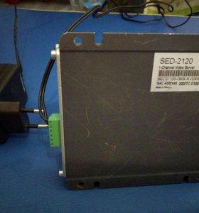 ACTI SED-2120 - одноканальный видеосервер