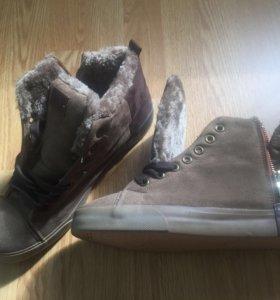 Новые ботинки 41