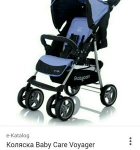 Baby Care Voyager коляска прогулочная