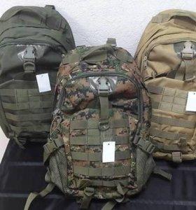 Качественный тактический рюкзак 35л
