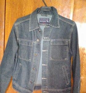 Куртка джинсовая machine