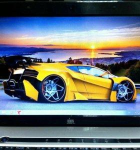 Игровой, Мощный Ноутбук на Intel Core i3 c GeForce