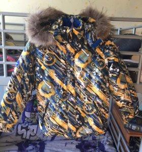 Куртка детская Alpex
