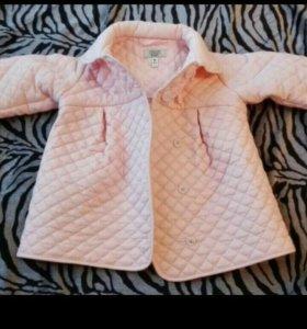 Пальто armani baby