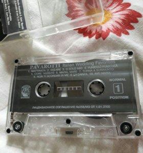 Видео и аудио кассеты