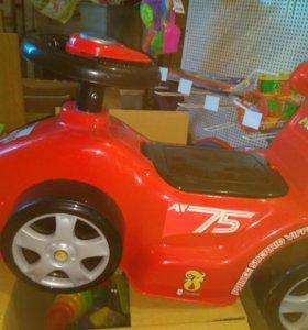 Машина для малыша(мальчика).