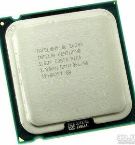 Intel® Pentium E6300