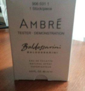 Ambre (Baldessarini)новые..тестер