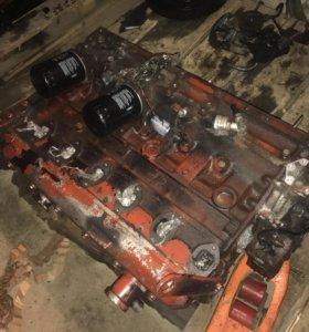 Двигатель экскаватора Fiat-Hittachi 8065.25