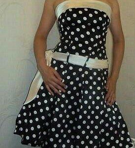 Платье-корсет