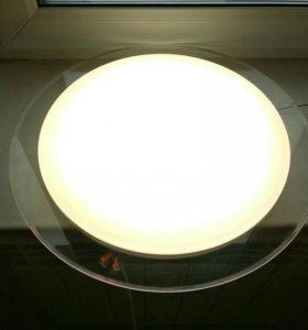 Светильник-люстра светодиодный 25вт с пультом