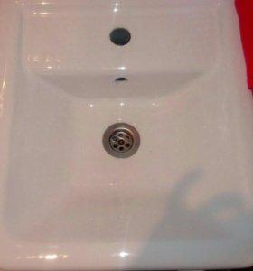 раковину для ванны с сифоном