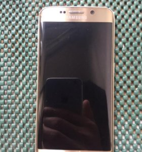 Samsung galaxy s6 edge gold 64g