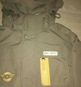 Куртка Kiko и поддева 116