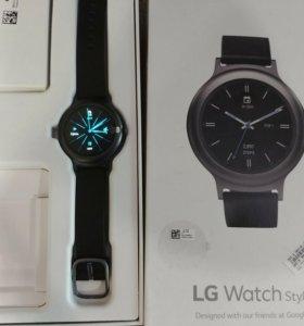 LG Watch Stale