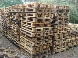 деревянные поддоны бу