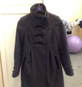 Немецкое шерстяное пальто
