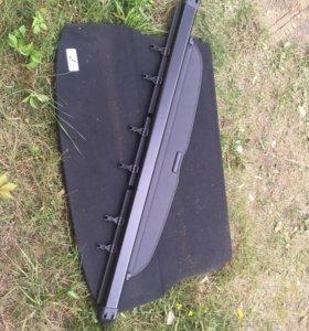 Полка и шторка багажника хонда crv 3