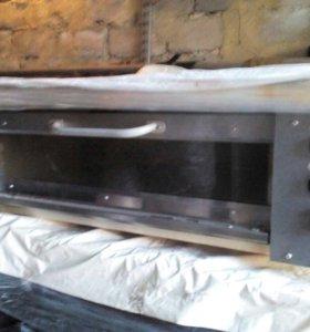 Печь хлебопекарная Восход ХПЭ - 750/1-С. Стекло.