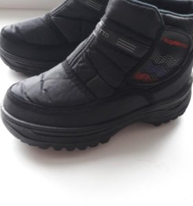 Полусапожки-ботинки зимние