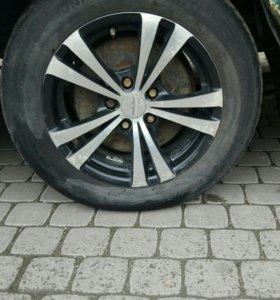 Диски,колёса в сборе R 15