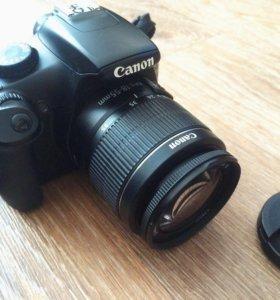 Фотоаппарат, canon 1100D