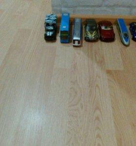 Машинки с музыкой