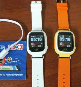 Smart baby watch Q80 Оригинал
