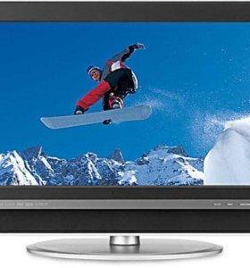 ЖК телевизор Геленджик 44-50см с dvbt-2 и USB мед